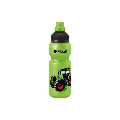 Fizzii Trinkflasche »Trinkflasche Pferd, 330 ml«, grün