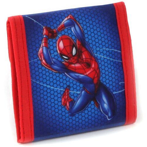 Vadobag Geldbörse »Geldbörse Spider-Man«, blau