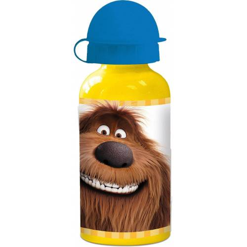 p:os Trinkflasche »Alu-Trinkflasche Pets, 400 ml«