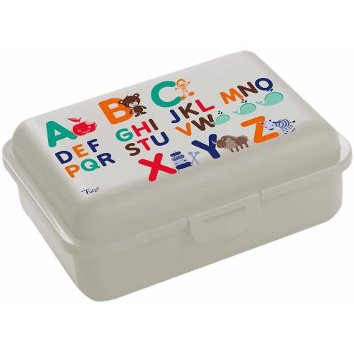 Fizzii Brotschale »Brotdose ABC«