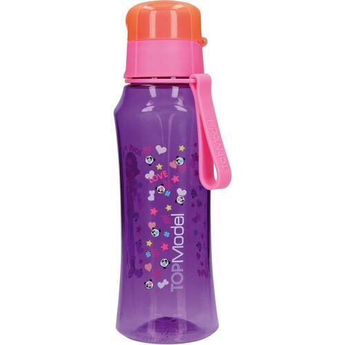 Depesche Trinkflasche »TOPModel Trinkflasche, lila«