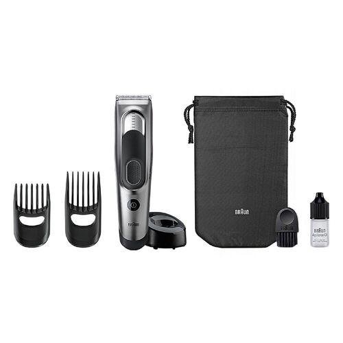 Braun Haarschneider Haar- und Bartschneider HC5090, ultimatives Haareschneiden mit in 17 Längen