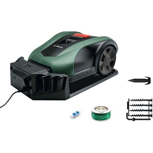 Bosch Rasenmähroboter »Indego M 700«, bis 700 m² Rasenfläche, grün