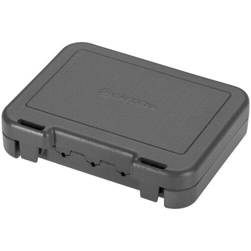 GARDENA Kabelbox »04056-20«, Winterschutz für Mähroboter Kabel, grau