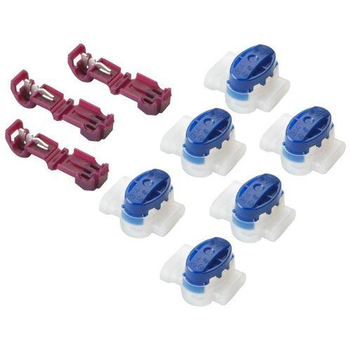 McCulloch Kabel-Verbinder »00058-94«, für Mähroboter Begrenzungskabel, weiß