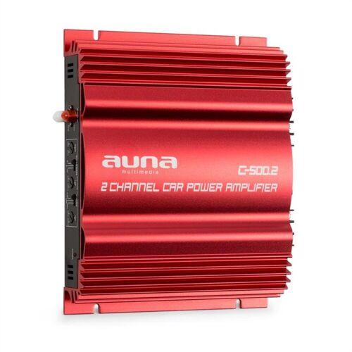 Auna C500.2 2-Kanal-Verstärker 2x 95W Verstärker