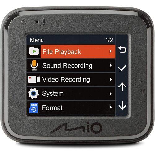 Mitac Mio »Dashcam, 5,08 cm (2 zoll) Bildschirm« Dashcam (Full HD, MiVue C540)