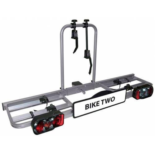 EUFAB Fahrradträger »Bike Two«, schwarz