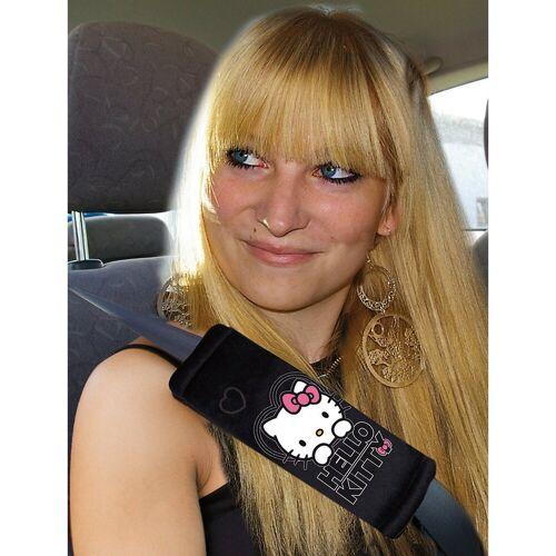 KAUFMANN Tragegurt »Gurtpolster, Cars«, schwarz/pink