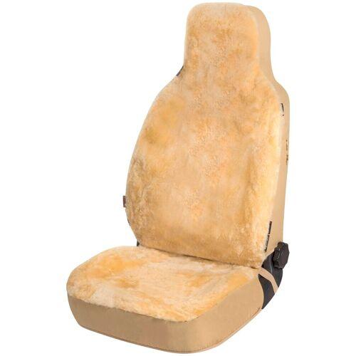 Walser Autositzbezug »Zoya «, aus Lammfell, beige