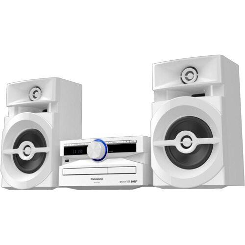 Panasonic »SC-UX104« Microanlage (Digitalradio (DAB), 300 W), Weiß