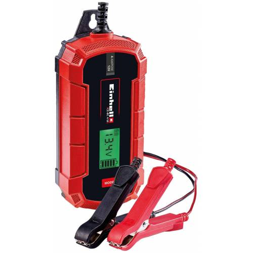 Einhell Batterieladegerät »CE-BC 4 M«, 12 V, 4 A, rot