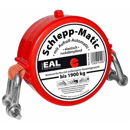 APA »Abschleppbox Schlepp-Matic« Abschleppseil