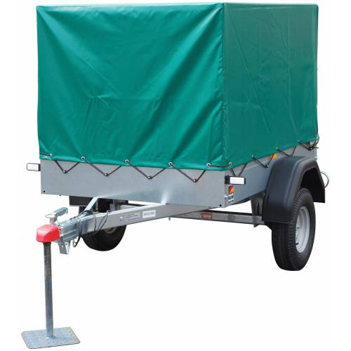 STEMA PKW-Anhänger »AN 550«, max. 434 kg, inkl. Plane
