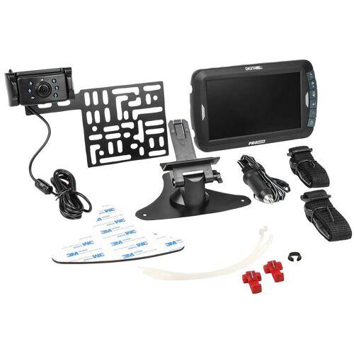 PROUSER Rückfahrkamera »DRC 7010«, 18 cm (7 Zoll), LCD-Monitor, Kabellos, schwarz