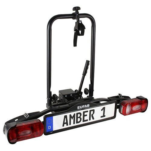 EUFAB Fahrradträger »AMBER I«, schwarz