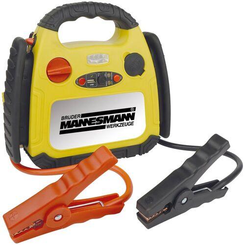 Brüder Mannesmann Werkzeuge MANNESMANN Energiestation »12 V«, gelb