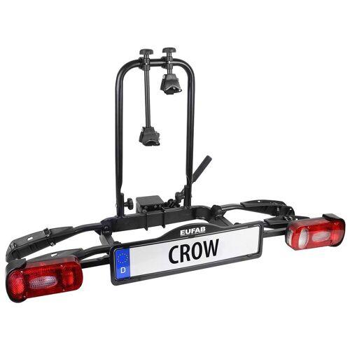 EUFAB Fahrradträger »CROW«, schwarz
