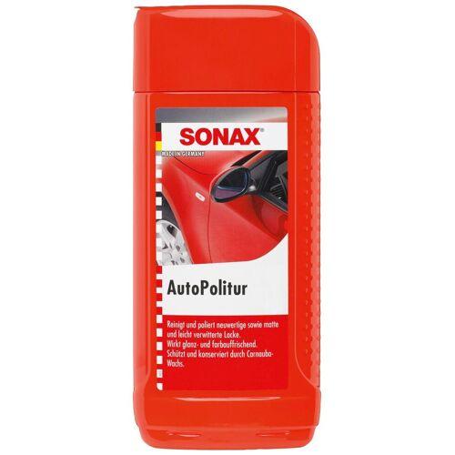 Sonax Autopflege »Politur«, 0,5 l, rot