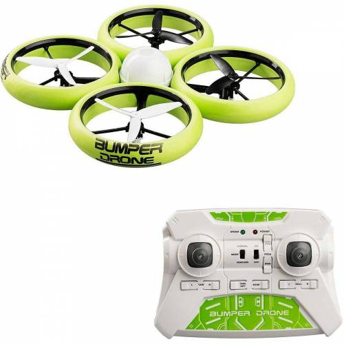 Flybotic RC-Quadrocopter »Bumper Drone (ohne Kamera), 3-fach sortiert«
