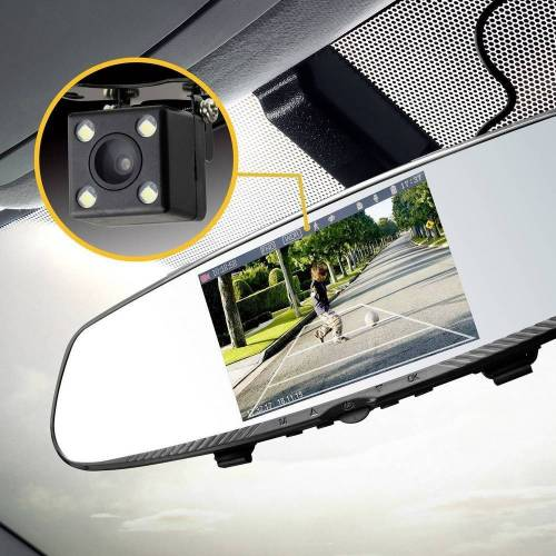 Technaxx »TX-124 HD-Rückspiegel-Dashcam« Dashcam