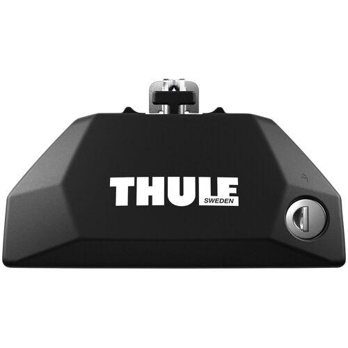 Thule Relingträger »Evo Flush Rail« (Set, 4-St), Dachträgerfußsatz