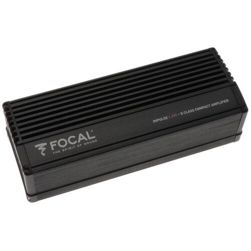 Focal-JMlab »Impuls 4.320 4-Kanal Verstärker 4 x 55 Watt RMS an 4 Ohm, Class D, super klein« Vollverstärker