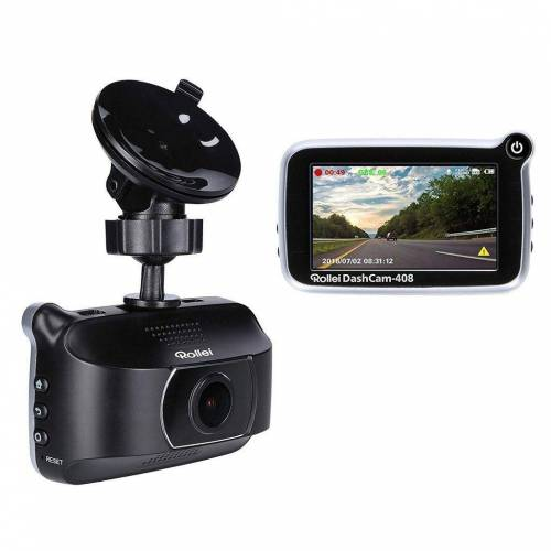 Rollei »DashCam 408 GPS Auto-Kamera« Dashcam