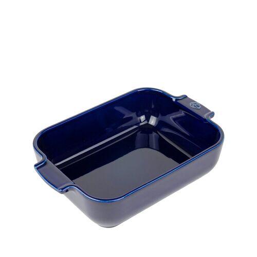 PEUGEOT Auflaufform »Auflaufform Rechteckig Appolia«, Keramik, Blau