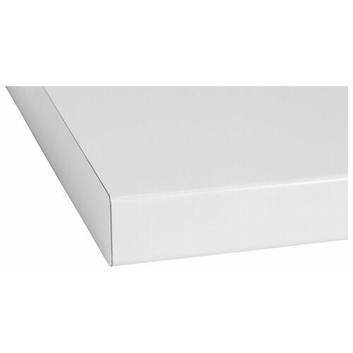 wiho Küchen Arbeitsplatte »Flexi«, 38 mm stark, weiß