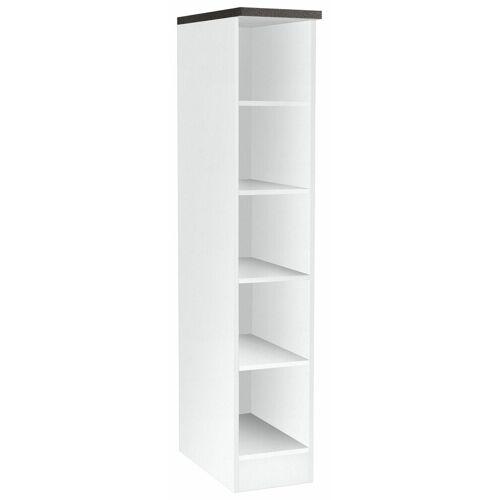 HELD MÖBEL Küchenregal »Graz«, Breite 30 cm, weiß