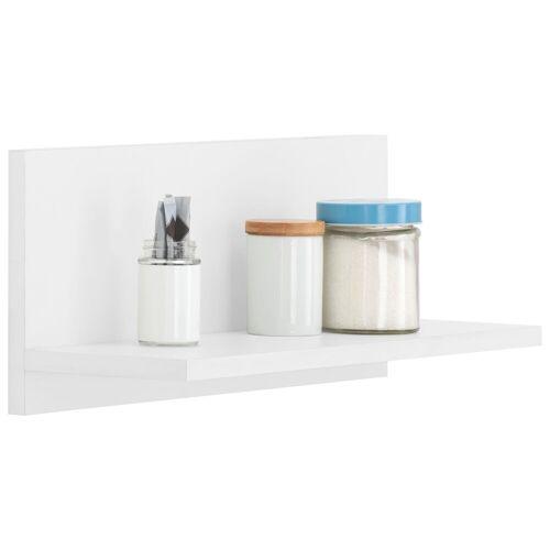 wiho Küchen Wandboard »Flexi2«, Breite 50 cm, weiß