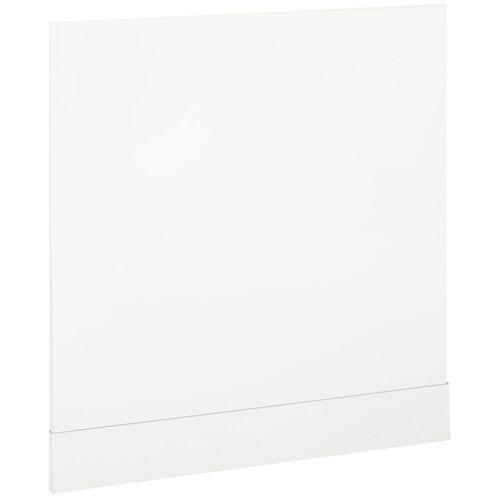 wiho Küchen Frontblende »Flexi2«, für teilintegrierbaren Geschirrspüler, weiß/weiß