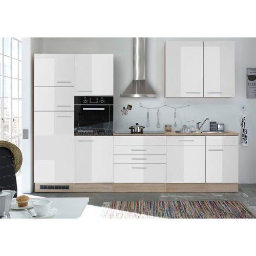 HTI-Living Küchenbuffet »Einbauküche Laurel«