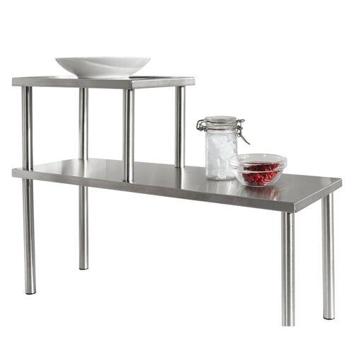 Michelino Küchenregal »Küchenregal Edelstahl«, Küchenregal