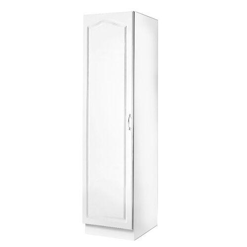 wiho Küchen Seitenschrank »Linz« 50 cm breit, Weiß