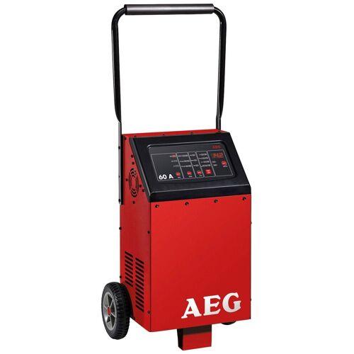 AEG Batterieladegerät »LW 60«, rot