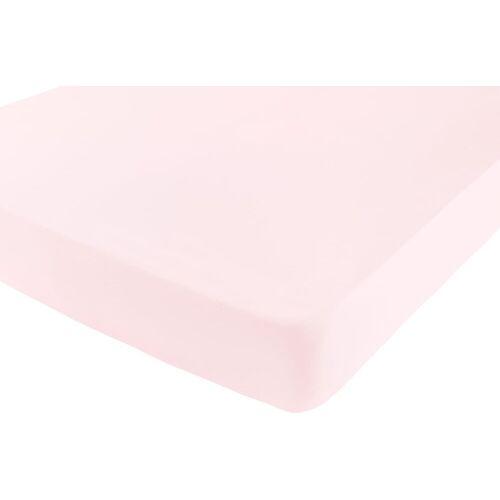 Spannbettlaken, rosé