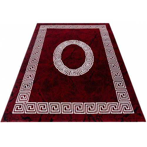 Ayyildiz Teppich »PLUS 8009«, , rechteckig, Höhe 6 mm, red