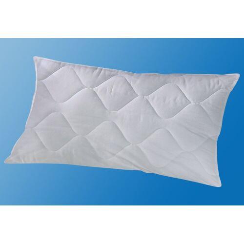 KBT Bettwaren Microfaserkissen, »Greenfirst®«, , (1-tlg)