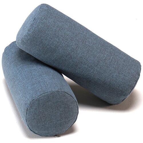 INNOVATION LIVING ™ Nackenrolle, »Roll«, INNOVATION™, (1-tlg), in trendigen Farben, blue