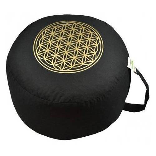 herbalind Yogakissen »Blume des Lebens«
