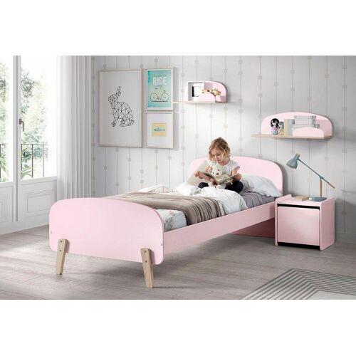 Vipack Kinderbett »Kiddy«, rosa
