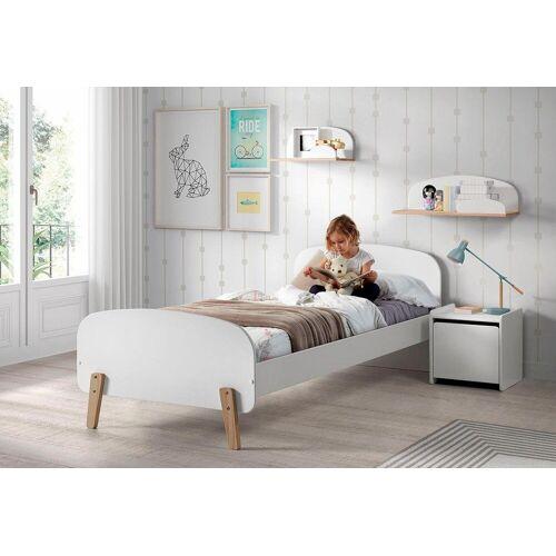 Vipack Kinderbett »Kiddy«, weiß