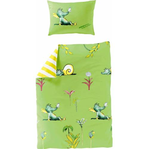 TABALUGA Kinderbettwäsche »Schmetterling«, , mit