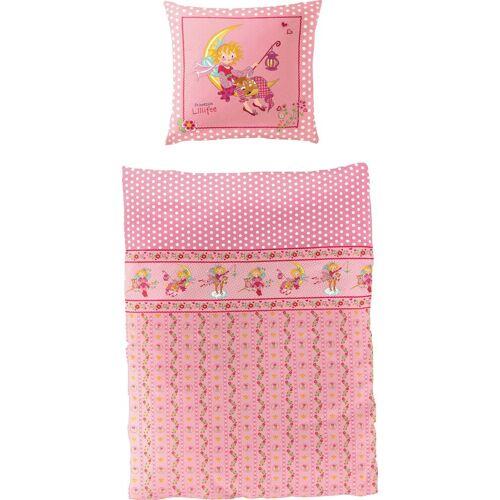 Prinzessin Lillifee Kinderbettwäsche »Mond«, , mit Muster