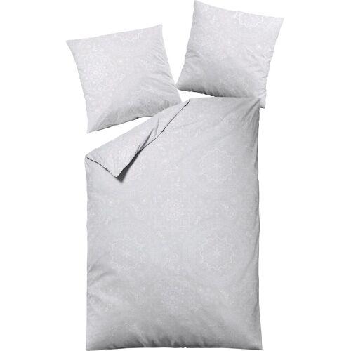 Schloß Holte Bettwäsche »Mandala«, , modern, weiß
