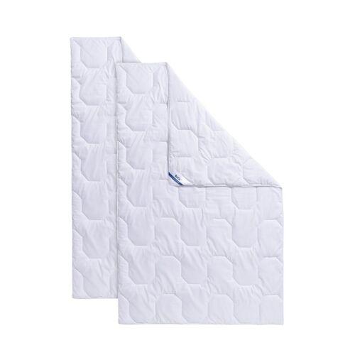 Beco Microfaserbettdecke, »2 für 1«, , Bezug: 2. Decke gratis dazu, 1 Gratis-Decke, kuscheliger Microfaser-Bezug