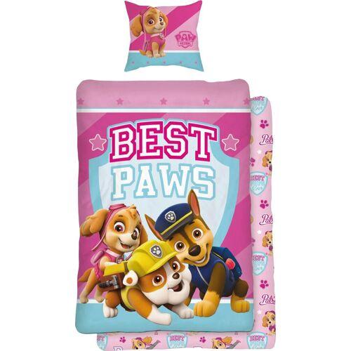 PAW PATROL Jugendbettwäsche »Best Paws«, , mit Hunden
