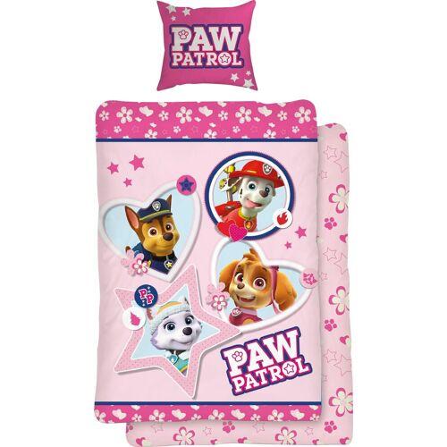 PAW PATROL Jugendbettwäsche »Girly Paws«,